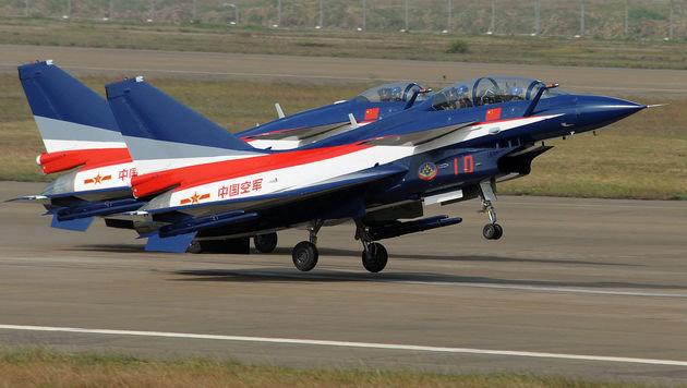 So kopiert China die Waffensysteme des Westens (Bild: Flickr/Peng Chen (CC BY-SA 2.0))