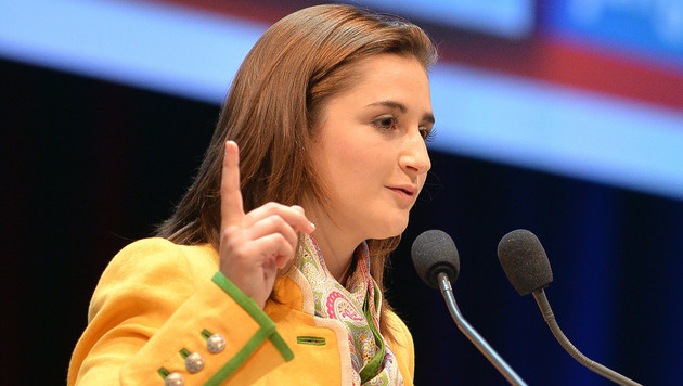 Marlene Svazek (Bild: APA/BARBARA GINDL)