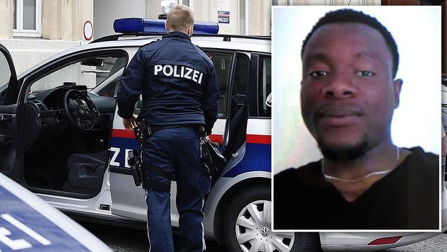 Die Polizei bittet um Mithilfe: Wer kennt diesen Mann? (Bild: APA/ROBERT JAEGER, LPD WIEN)