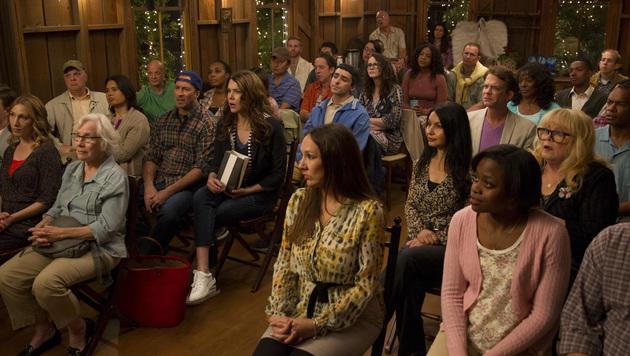 """""""Gilmore Girls"""": Abschied in vier Jahreszeiten (Bild: Saeed Adyani/Netflix)"""