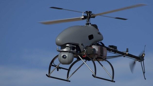 Drohnen-Geschenk an Russland sorgt für Verstimmung (Bild: Alpha Unmanned Systems/ Carlos P. de Ussia)