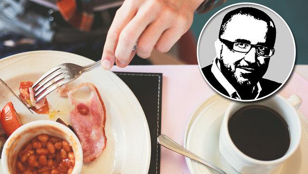 Gratisfrühstück für Wiens Drogensüchtige (Bild: thinkstockphotos.de)
