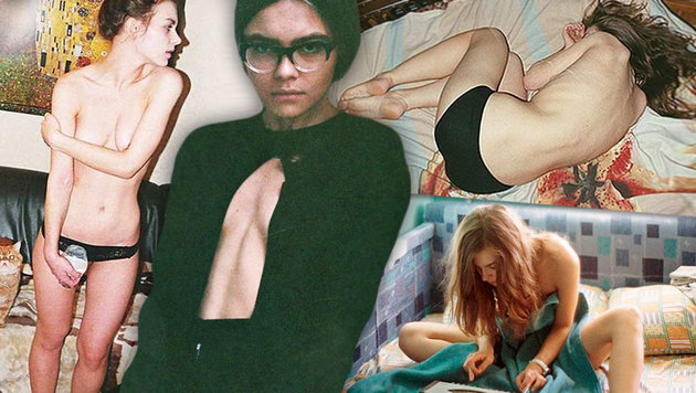 Diese Nacktbilder sollen die ukrainische Vizeministerin Anastasia Deeva zeigen. (Bild: Flickr.com)