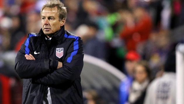 US-Trainer Jürgen Klinsmann droht Rauswurf (Bild: GEPA)