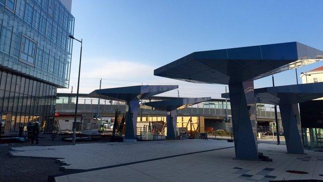 Krankenhaus Nord: Am teuersten Rohbau Wiens (Bild: Richard Schmitt)