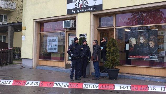 Mordanschlag in Wien: Friseur (46) gestorben (Bild: Marcia Neves)
