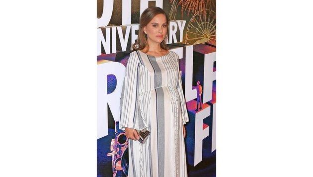 Natalie Portman bei einem Gala-Dinner (Bild: MediaPunch/face to face)