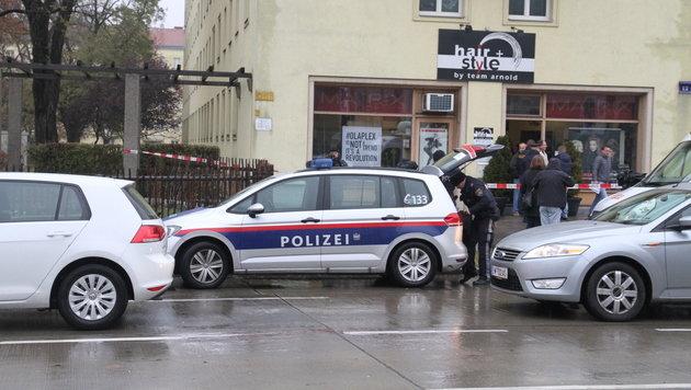 Mordanschlag auf Friseur in Wien: War es Rache? (Bild: Andi Schiel)