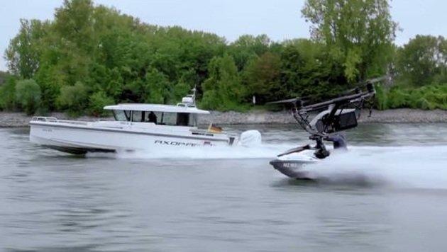 """""""Schnellste Drohne der Welt schafft 110 km/h (Bild: DJI)"""""""