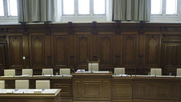 Budget ohne Mehrheit: Gemeinderat löste sich auf (Bild: APA/ERWIN SCHERIAU)
