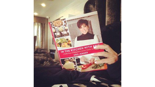 Kris Jenners Kochbuch enthält die Lieblingsrezepte des Kardashian-Clans. (Bild: face to face)