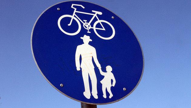 Betrunken auf Radweg: Autofahrer attackiert Beamte (Bild: Andi Schiel)