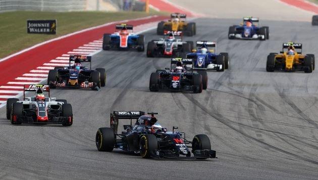 """""""Mehr Geld!"""" Neue F1-Eigentümer planen mehr Rennen (Bild: APA/AFP/GETTY IMAGES/CLIVE MASON)"""
