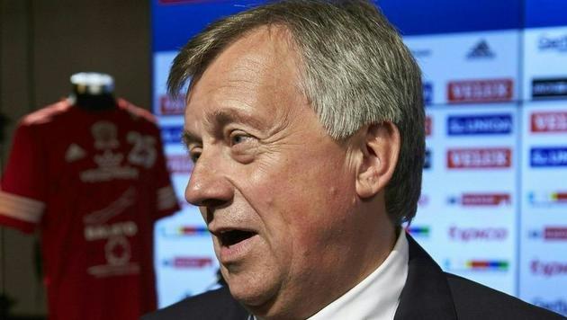 Österreicher Michael Wiederer ist neuer EHF-Boss (Bild: APA/EHF/AXEL HEIMKEN)