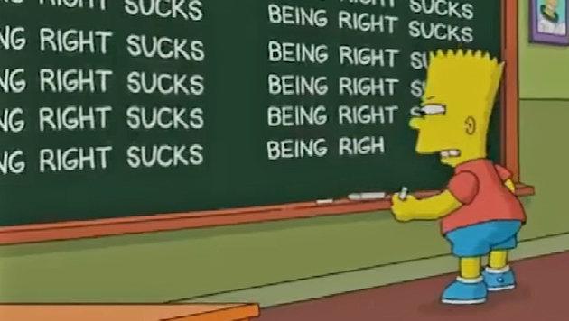 """""""Simpsons""""-Macher bereuen Vorhersage von Trump (Bild: YouTube.com)"""