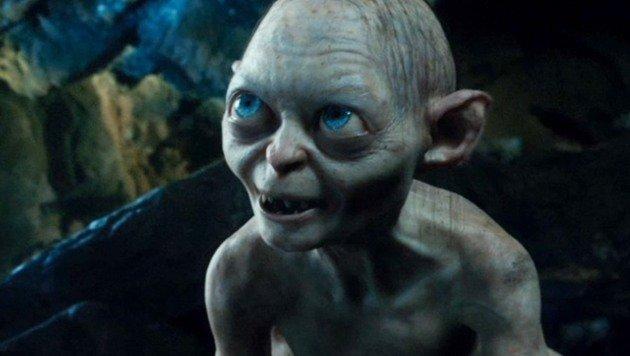 """Strache kontert: """"Van der Bellen wird zu Gollum"""" (Bild: Warner Home Video)"""