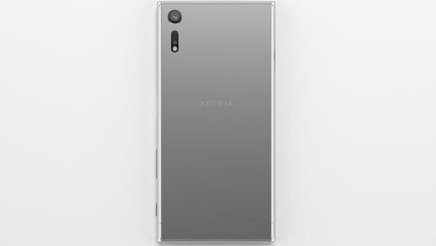 Sony Xperia XZ: Smartphone mit Dreifach-Fotosensor (Bild: Sony)
