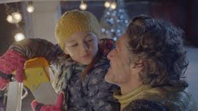"""""""Das ist der beste Weihnachts-Spot des Jahres (Bild: Edeka)"""""""