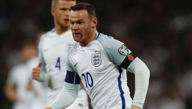 Energy-Drink schuld an Rooneys Knieverletzung (Bild: AFP)