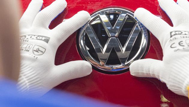 """""""Zukunftspakt"""": VW baut weltweit 30.000 Stellen ab (Bild: AP)"""
