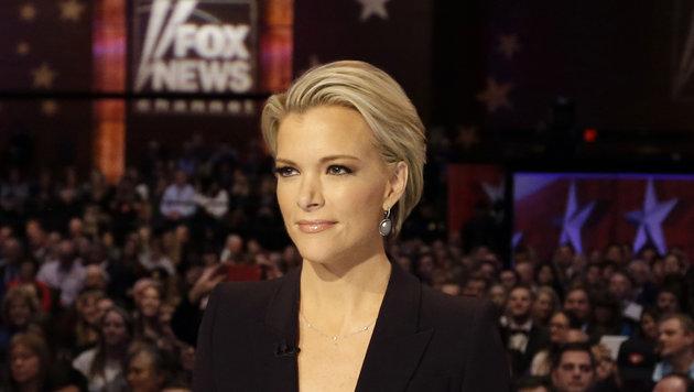 Megyn Kelly bei einer der US-Wahldebatten (Bild: Associated Press)
