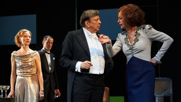Theatermacher Heribert Sasse 71-jährig verstorben (Bild: APA/ERICH REISMANN)