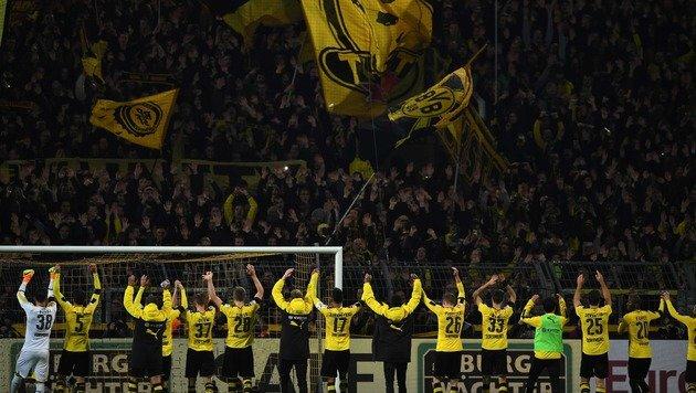 Erste Bayern-Pleite! Dortmund siegt im Super-Hit (Bild: AFP or licensors)