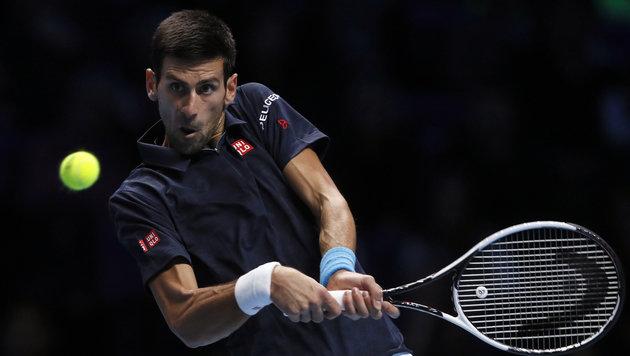 """Andy Murray: """"Es war ziemlich dramatisch!"""" (Bild: AP)"""