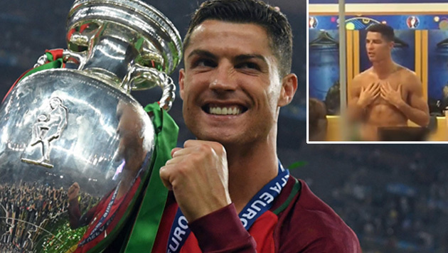 "Ronaldo nach EM: ""Habe drei- oder viermal geweint"" (Bild: APA/AFP/FRANCISCO LEONG, twitter.com)"