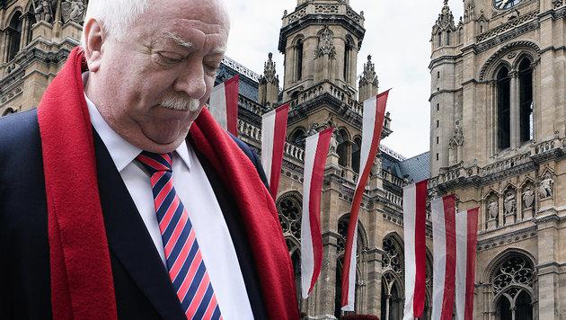 """""""Trennung von Stadt- und Parteichef möglich"""" (Bild: APA/ROBERT JÄGER, thinkstockphotos.de)"""