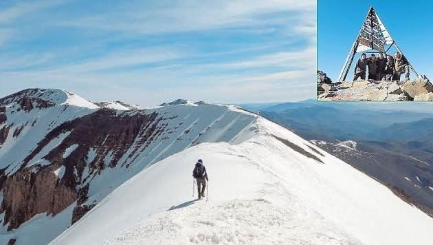 Ein langer Weg, auch Reise zu sich selbst über 43 Tage und sechs Viertausender (Bild: Hasenöhrl)
