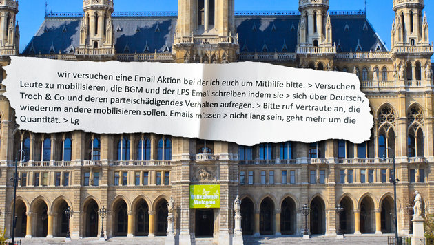 E-Mail-Aktion gegen Kritiker in Wiens SPÖ (Bild: thinkstockphotos.de, Privat)