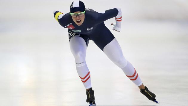 Herzog bei Nagano-Weltcup über 500 m auf Rang acht (Bild: GEPA)