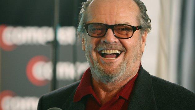 Jack Nicholson wird am 22. April 80 Jahre alt. (Bild: AP)