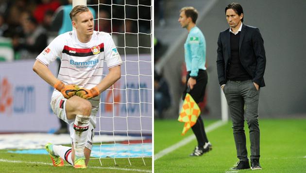 "Ex-""Bulle"" Schmidt macht Goalie zum Sündenbock (Bild: GEPA)"