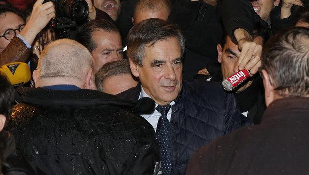 Francois Fillon (Bild: ASSOCIATED PRESS)