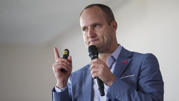 Matthias Strolz (Bild: APA/ERWIN SCHERIAU)