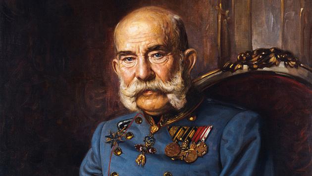 """Vor 100 Jahren starb Österreichs """"ewiger Kaiser"""" (Bild: Edgar Knaack)"""