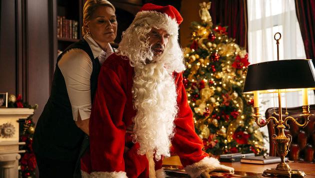 """""""Bad Santa"""" treibt schon wieder sein Unwesen (Bild: Universum Film)"""