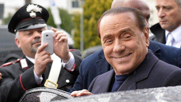Silvio Berlusconi (Bild: AFP)