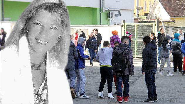 """Direktorin: Deutschpflicht in Pause """"Schwachsinn"""" (Bild: Christian Jauschowetz, SCHOP Währing)"""