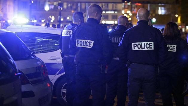 Frankreich: Polizei vereitelte offenbar Terrorakt (Bild: Associated Press (Symbolbild))