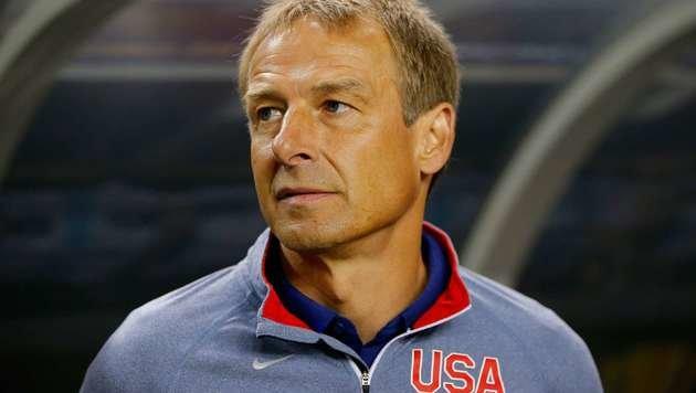 Jürgen Klinsmann nicht mehr US-Teamchef (Bild: APA/AFP/GETTY IMAGES/Kevin C. Cox)