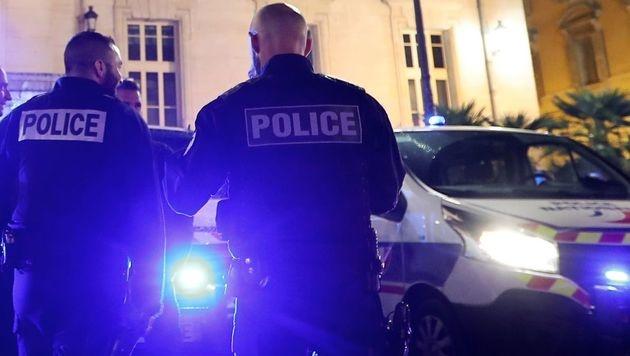 Marseille: 15-Jähriger erschossen und verbrannt (Bild: APA/AFP/VALERY HACHE)