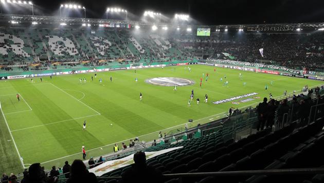 Rätsel: Welcher Klub spielt im größten Stadion? (Bild: GEPA pictures)