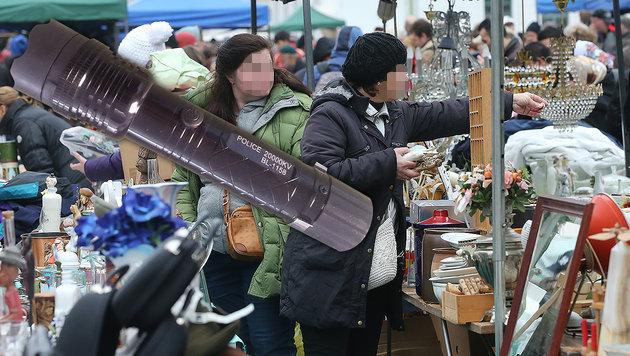 Taschenlampen entpuppten sich als Elektroschocker (Bild: Peter Tomschi (Symbolbild), LPD WIEN)