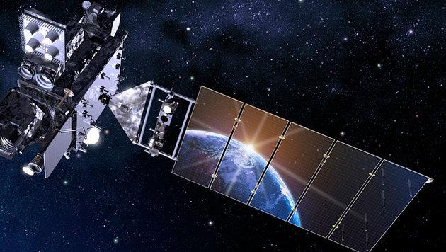 """USA starteten neuen """"revolutionären"""" Satelliten (Bild: NASA)"""