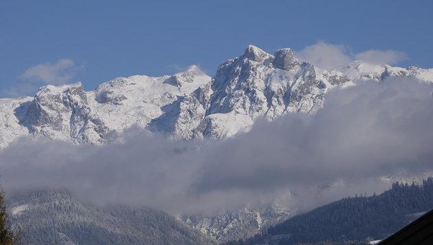 Tennengebirge (Bild: Herbert Sacherer)