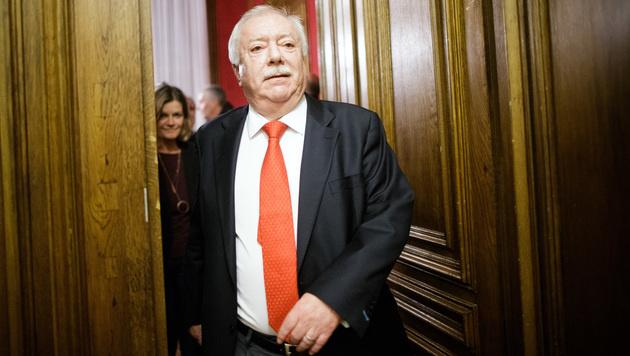 """Wiens Bürgermeister Michael Häupl: """"Einmal mehr Weltoffenheit bewiesen."""" (Bild: APA/GEORG HOCHMUTH)"""