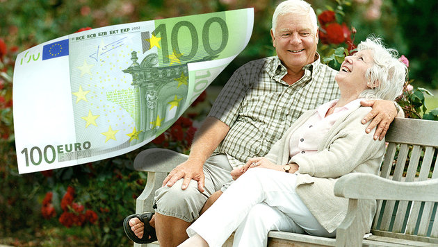Pensionisten bekommen nun doch Extra-Hunderter (Bild: thinkstockphotos.de)